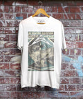 Retro Russian Poster T-Shirt / White - Future Past Clothing