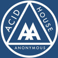 AA Acid House Anonymous T-Shirt / Royal - Future Past Clothing