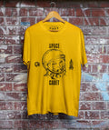 Space Cadet T-Shirt / Gold - Future Past Clothing