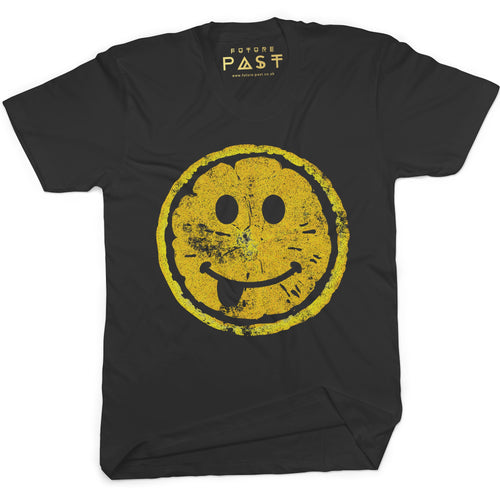 Smiley Wants To Be Adored T-Shirt - Future Past Clothing