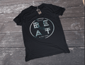 Hi Tek Beats T-Shirt / Black - Future Past Clothing