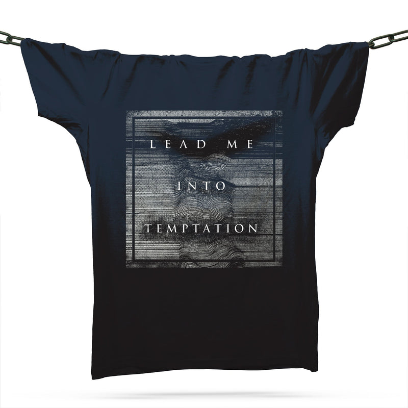 Temptation Lead Me T-Shirt / Navy - Future Past Clothing