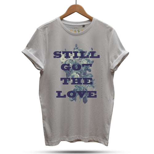Still Got The Love T-Shirt / Grey - Future Past Clothing