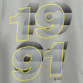 1991 T-Shirt / Grey - Future Past Clothing