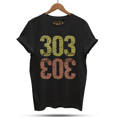 DJ Pierre's Acid Nation 303 T-Shirt / Black - Future Past Clothing
