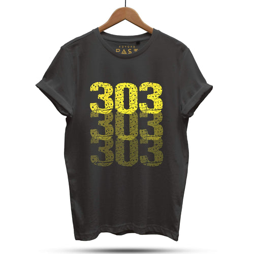 One Love 303 Faded T-Shirt - Future Past Clothing