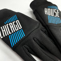 House Sound of Chicago Gloves / Black - Future Past Clothing