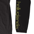 Official Hacienda Hallucienda FAC51 Long Sleeve T-Shirt / Black - Future Past Clothing