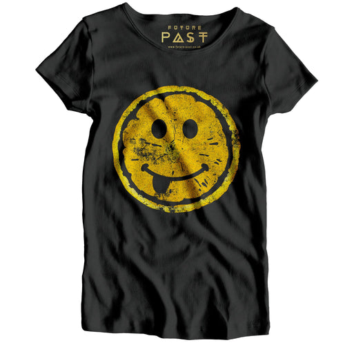 Wanna Be Adorned Women's T-Shirt / Black - Future Past Clothing
