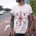 House Nation T-Shirt / Cream - Future Past Clothing