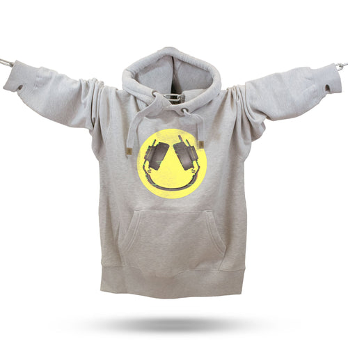Headphone Smiley Premium Hoodie - Future Past Clothing