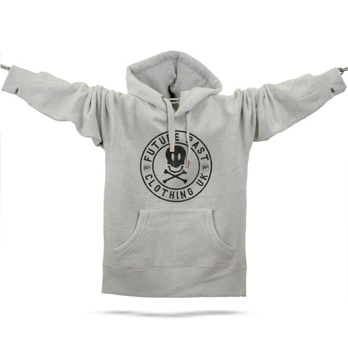 FPC Smiler Skull Premium Hoodie - Future Past Clothing
