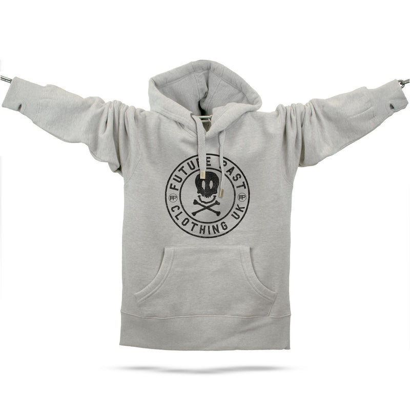 FPC Smiley Skull Premium Hoodie - Future Past Clothing
