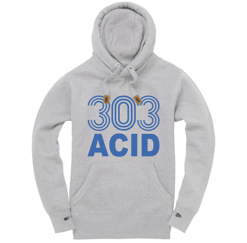 Acid 303 State Premium Hoodie - Future Past Clothing