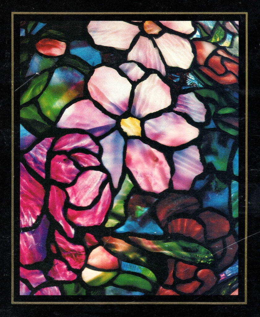 Before Ceramics There Was Stained Glass