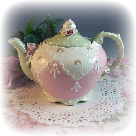 Special Order Only for Day - Sweet Little Teapot