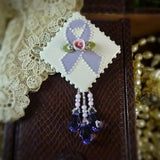 Lavender Hope and Support for General Cancer Awareness