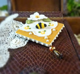 The Bee's Knees Pin