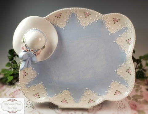 Blue Hat Tray
