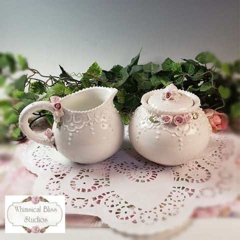 Creamer & Sugar Set
