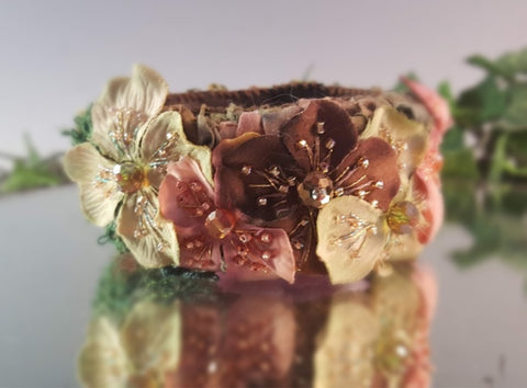 Autumn Bangle Bracelet