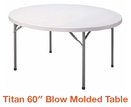Blow Molded Table