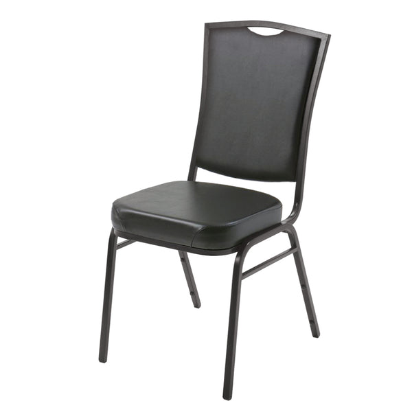 Hourglass Atlas Stacking Chair