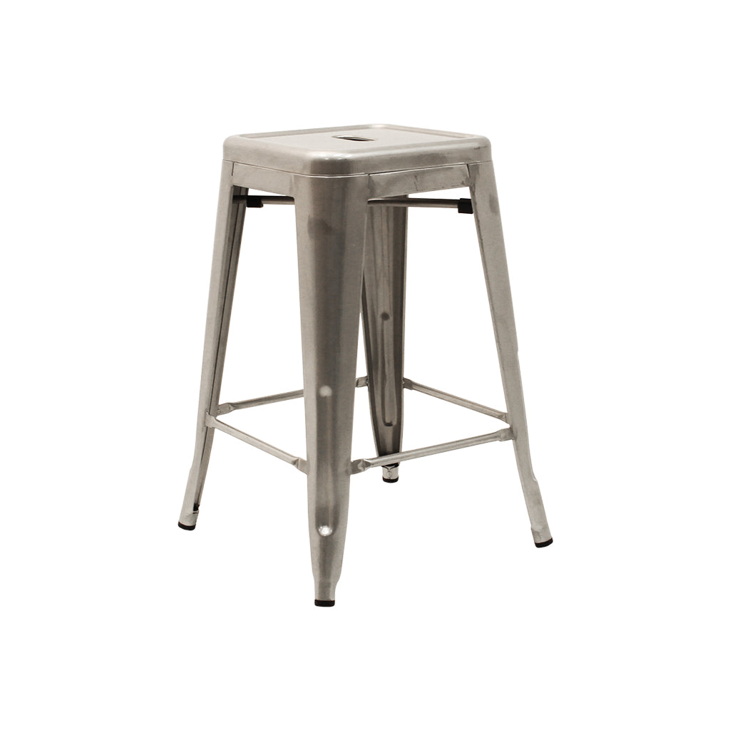 Atlas French Industrial Stool