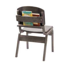 Minerva Side Chair (Corduroy w/Bible Box)
