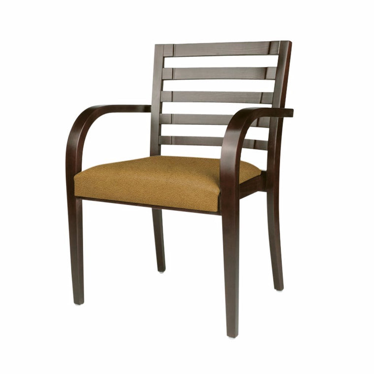 Cleon Stacking Arm Chair