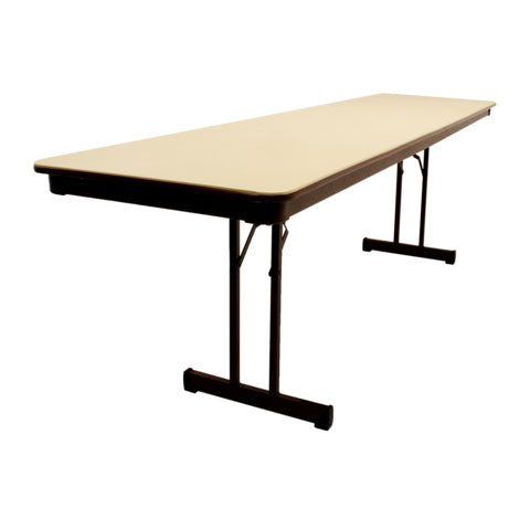 "MityLite ABS Plastic 24""x96"" Folding Table"