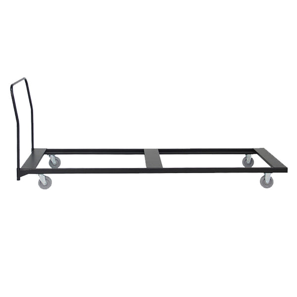 "MityLite Rectangular Table Flat Cart for 30""x96"" Tables"