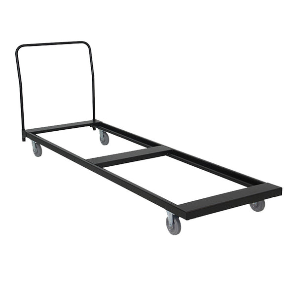 "MityLite Rectangular Table Flat Cart for 36""x72"" Tables"
