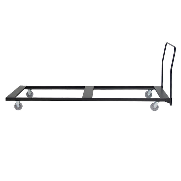 "MityLite Rectangular Table Flat Cart for 36""x96"" Tables"