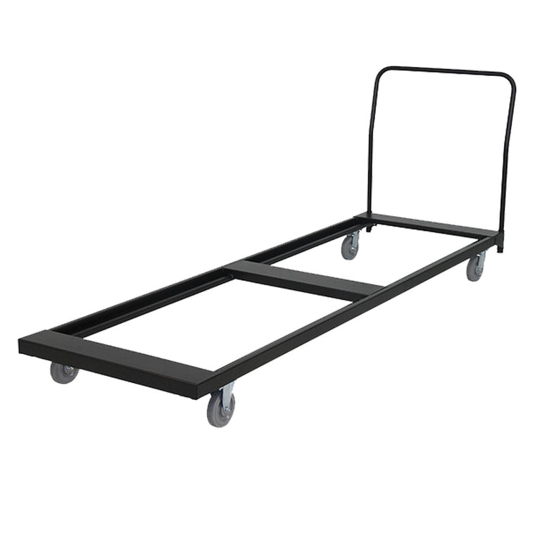 Rectangular Table Flat Cart