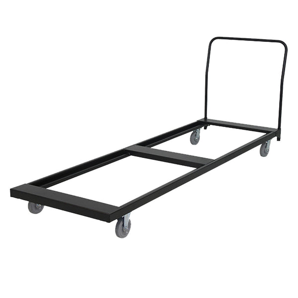 "MityLite Rectangular Table Flat Cart for 30""x72"" Tables"