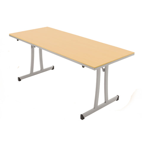 "Reveal 30""x72"" Fixed Rectangular Table"
