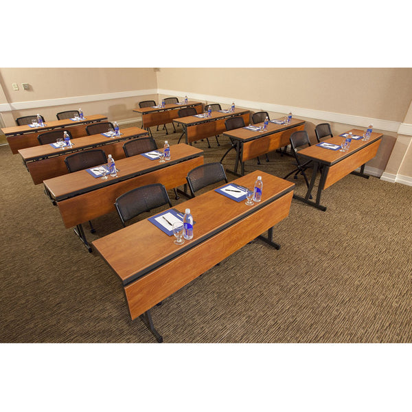 "Reveal Duo 30""x72"" Rectangular Table Conference Meeting"