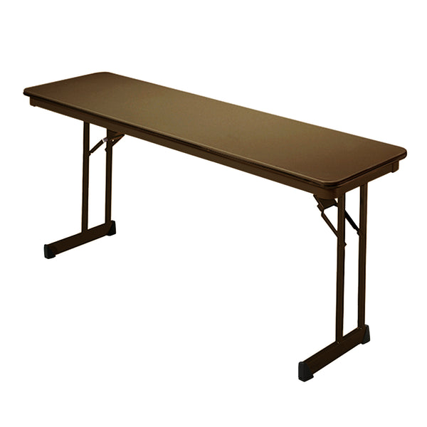 "MityLite ABS Plastic 18""x60"" Folding Table"
