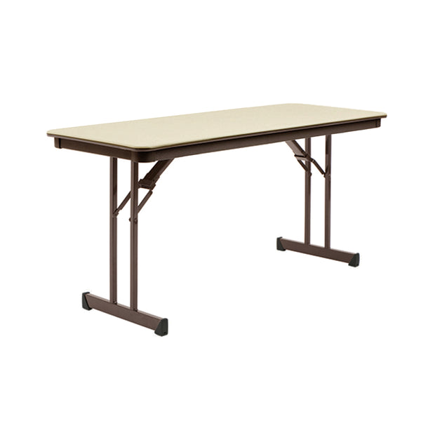 "MityLite ABS Plastic 24""x48"" Folding Table"
