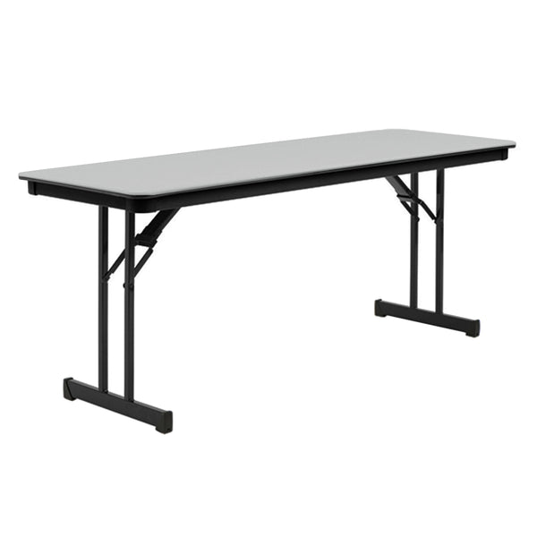 "MityLite ABS Plastic 24""x72"" Folding Table"