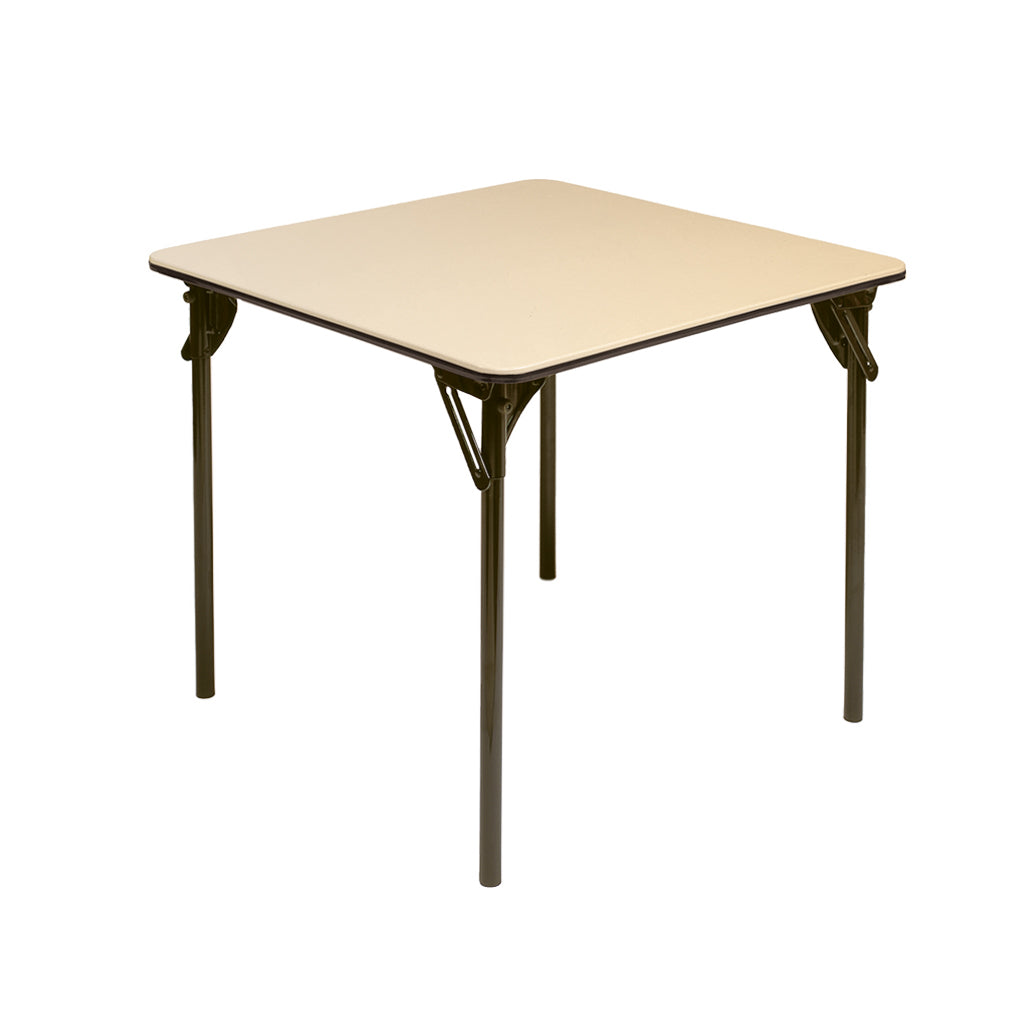 folding card table p scalloped