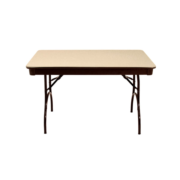 "MityLite ABS Plastic 30""x 48"" Folding Table"