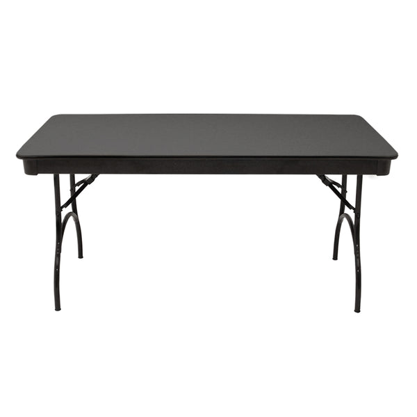"MityLite ABS Plastic 30""x60"" Folding Table"