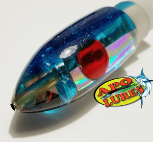 "9"" Apo Lures U5 Series Bullet (Naked)"