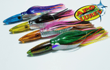 Apo Lures Whooo Killah Custom Set Of 4