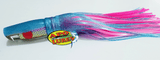 "9"" Apo Lures Ice Blue Pearl Killah Jetted Scoop"