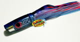 "9"" Apo Lures Blue/Ice Blue Glitter Killah Jetted Scoop"