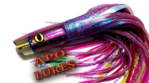 "9"" Apo Lures Dirty Monkey Glass Slant"