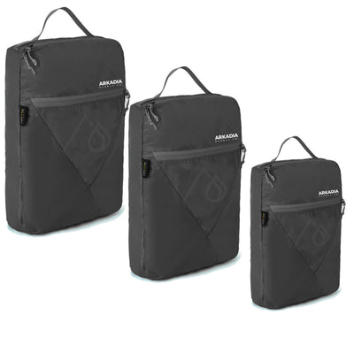Elfin Compression Packing Cubes Set